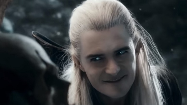 Orlando Bloom in Lord of the Rings