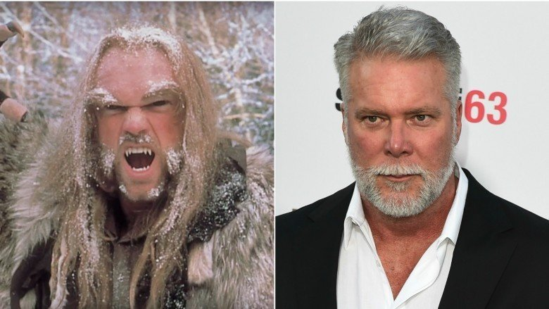 Tyler Mane and Kevin Nash