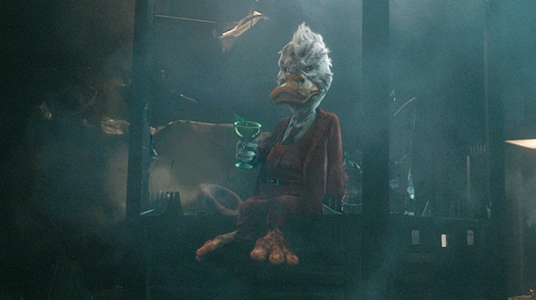 Guardians Of The Galaxy Post Credit Scene Confusing superhero mo...