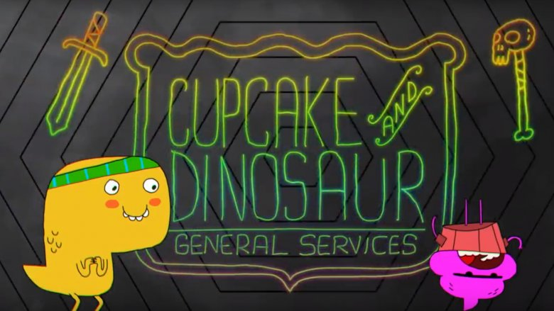Image result for cupcake and dino netflix 2018