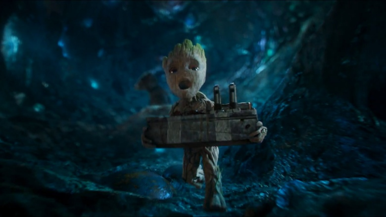 Hidden details in the Guardians Vol. 2 trailer