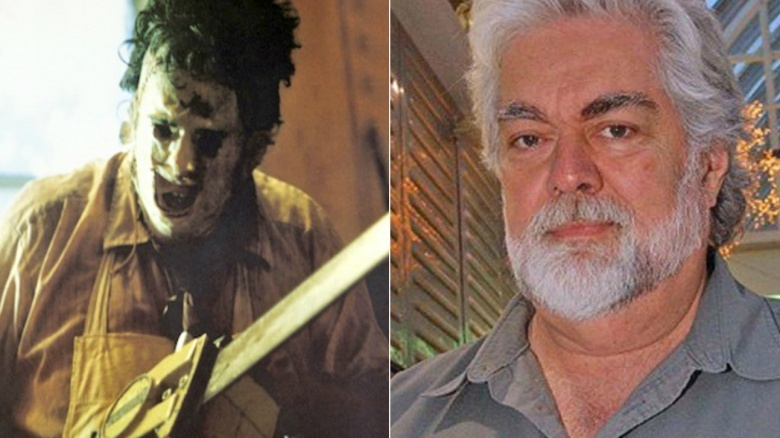 Leatherface played by Gunnar Hansen