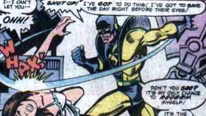 Wasp and Yellowjacket