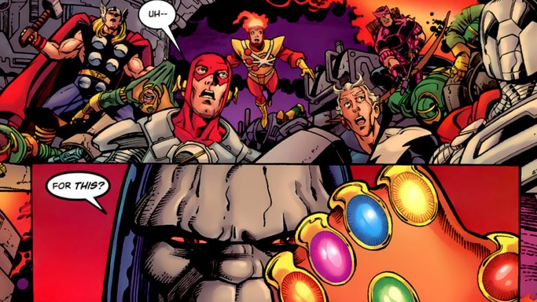Thanos Family Problems: Marvel Characters Who've Wielded The Infinity Gauntlet