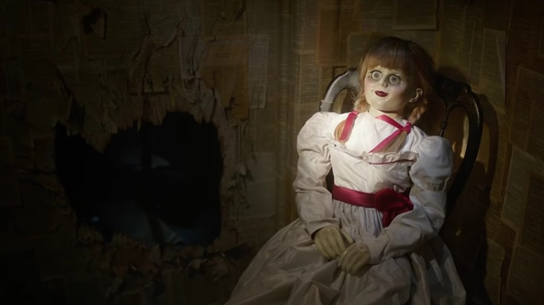 The Ending Of Annabelle Creation Explained