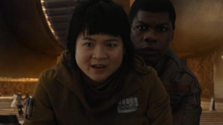 Rose Finn Last Jedi