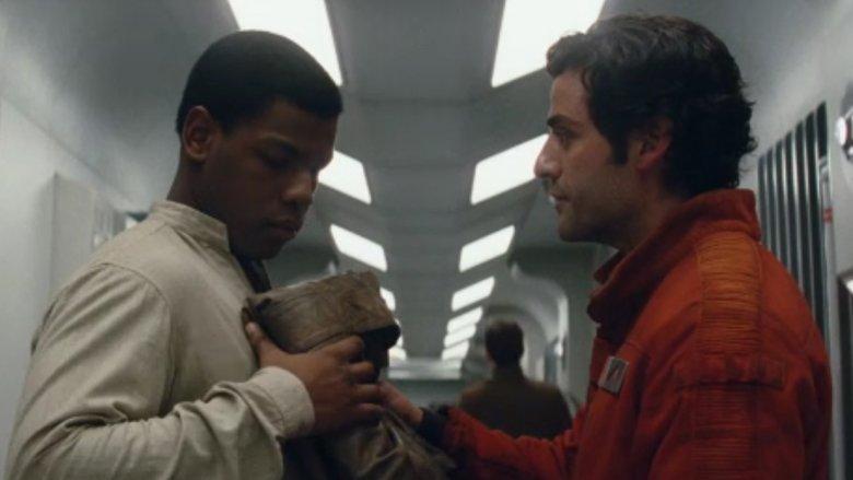 Finn Poe Last Jedi