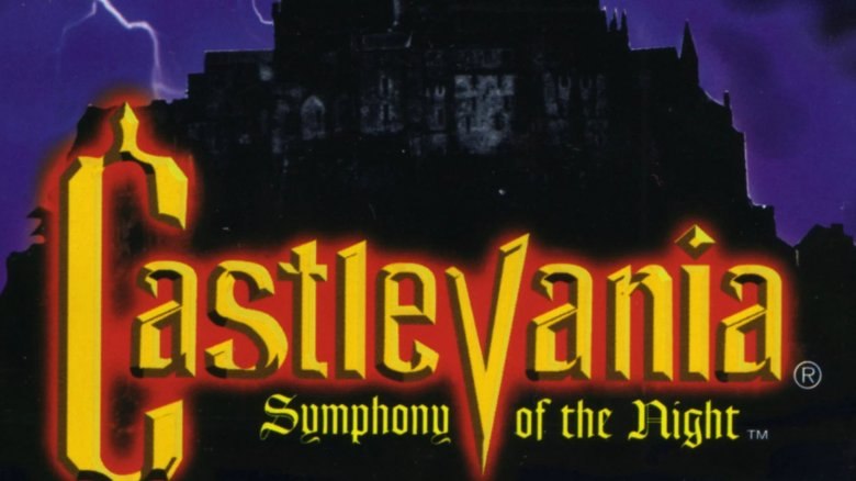Castlevania Symphony Of The Night Originally Didnt Sell Very Well