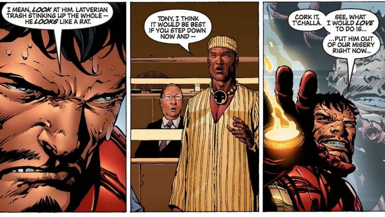 Avengers #500, Marvel Comics 2004