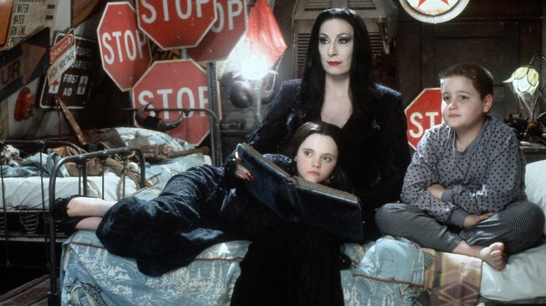 The untold truth of The Addams Family