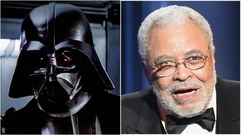 How the cast of the Star Wars trilogy looks nowJames Earl Jones Darth Vader Family Guy