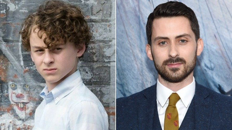 Wyatt Oleff and Andy Bean