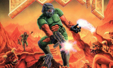 Doom Original Box Art