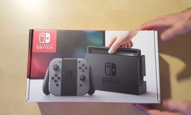 Switch Unboxing