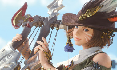 Final Fantasy 14 Stormblood Bard