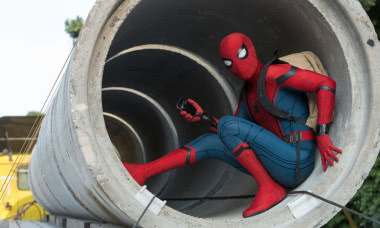 Spider-Man Homecoming new suit