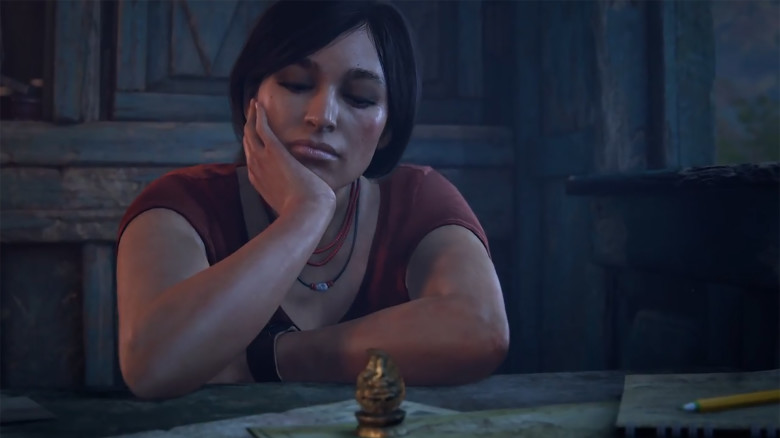 Uncharted 3 Chloe Hot Uncharted: The Lost Le...