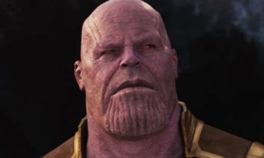 Josh Brolin as Thanos