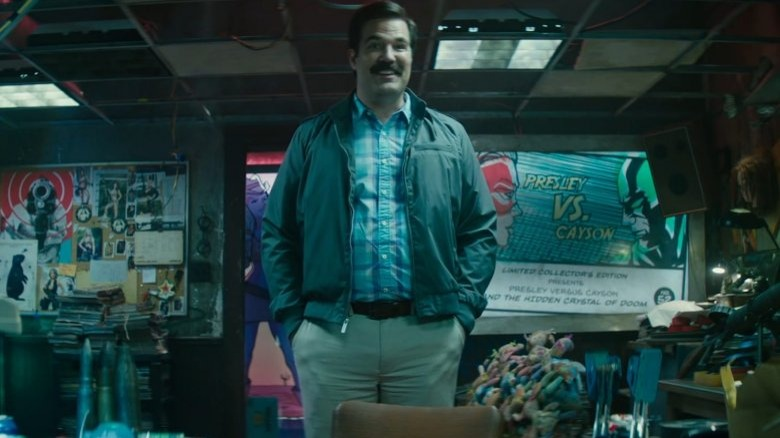 Rob Delaney as Peter in Deadpool 2
