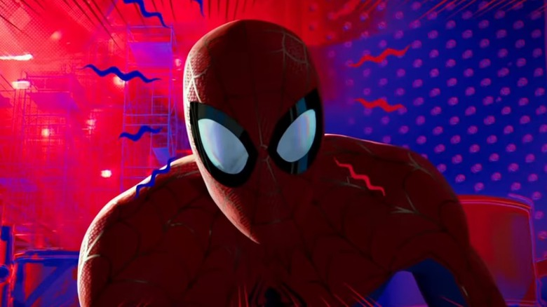Peter Parker in Spider-Man: Into the Spider-Verse
