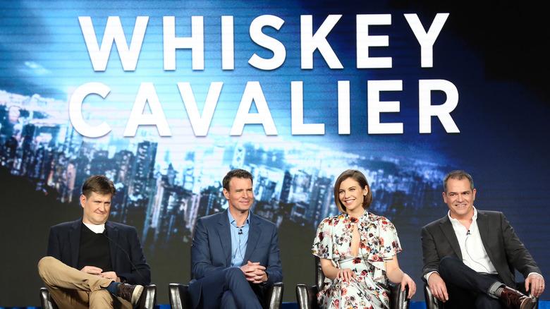 Whiskey Cavalier.