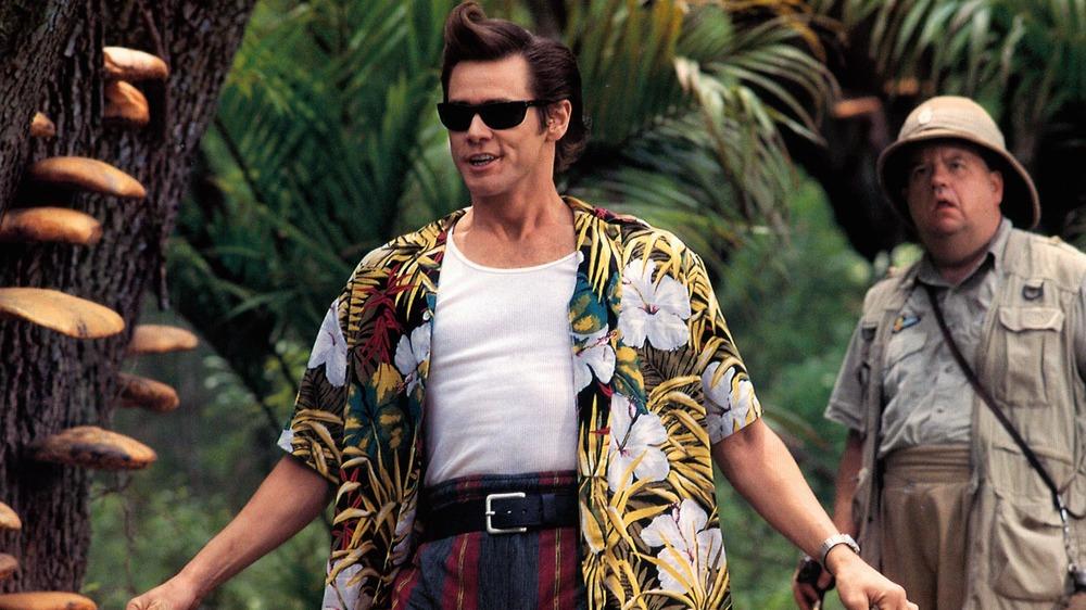 Ace Ventura in the jungle