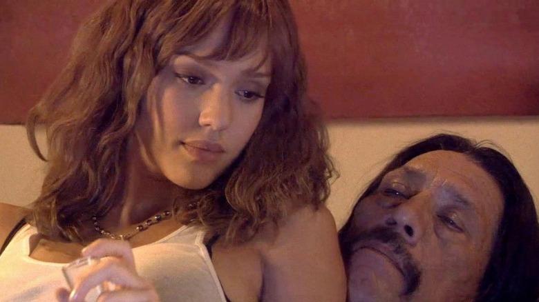 Jessica Alba in Machete