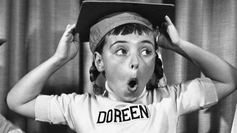 Doreen Tracey in The Mickey Mouse Club