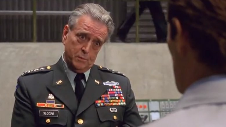 Stanley Anderson as General Slocum in Spider-Man (2002)