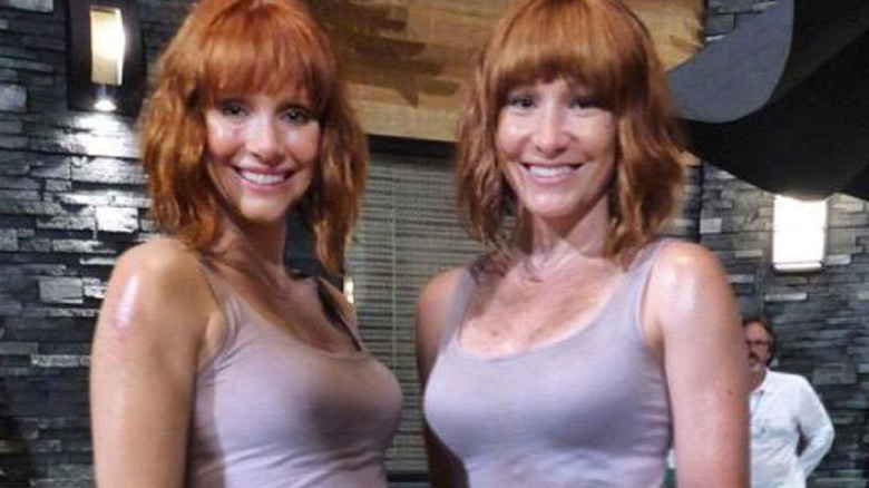 Bryce Dallas Howard and Whitney Coleman