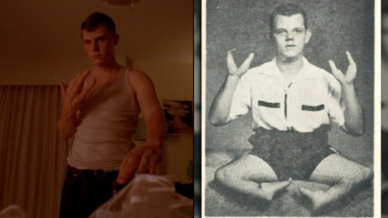 Jimmy Darling on American Horror Story and Grady Franklin Stiles, Jr.