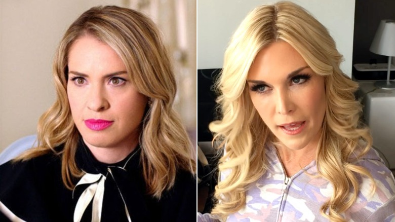 CoCo St. Pierre Vanderbuilt on American Horror Story and Tinsley Mortimer on Bravo
