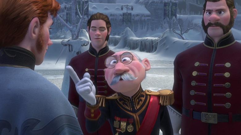duke weselton frozen