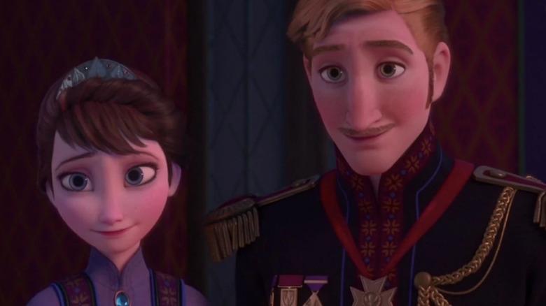 frozen parents