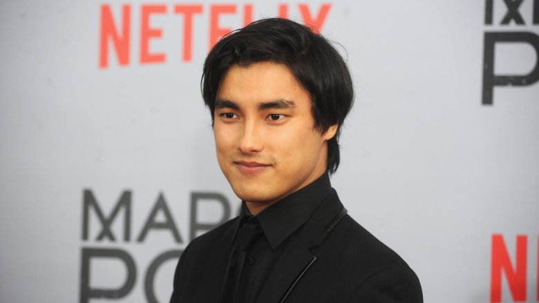 Remy Hii at a press event