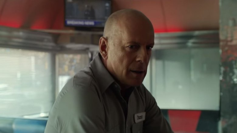Bruce Willis in Split