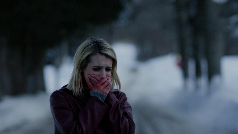 Emma Roberts in The Blackcoat's Daughter