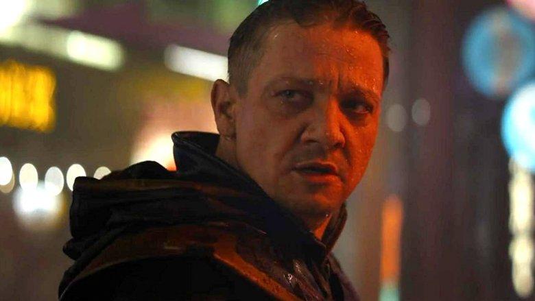 Jeremy Renner as Clint Barton/Ronin in Avengers: Endgame