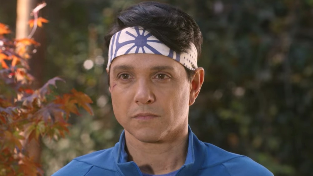 Daniel LaRusso headband