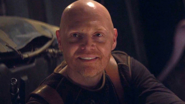 How Bill Burr really feels about Star Wars - Exclusive