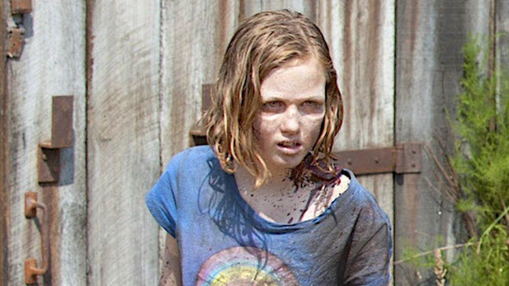 Madison Lintz as Sophia, from The Walking Dead