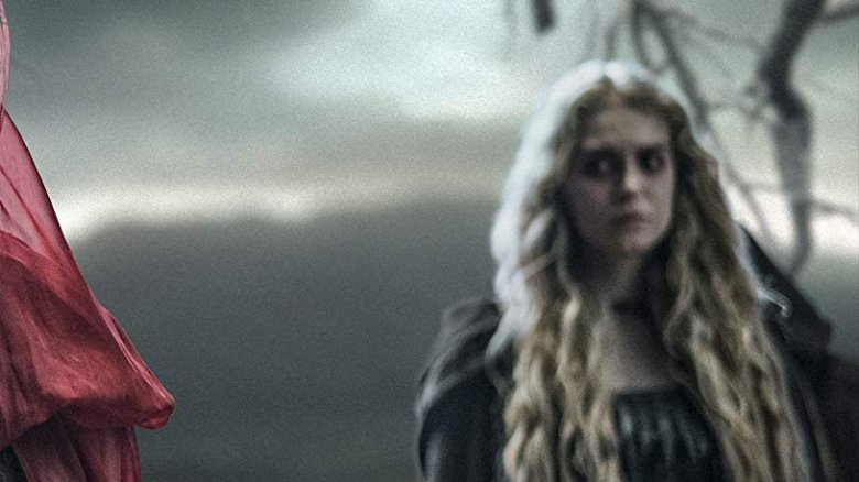 Penelope Mitchell in Hellboy