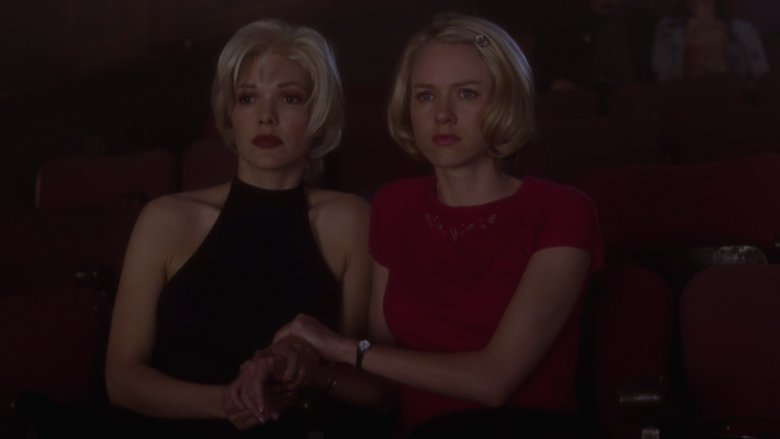 Naomi Watts and Laura Elena Harring in Mulholland Drive