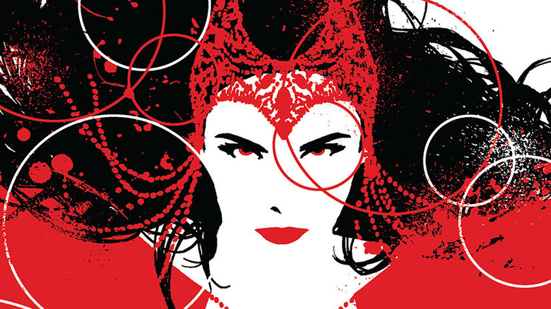 Scarlet Witch 2015 series