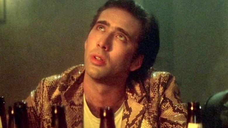 The Craziest Nicolas Cage Performances