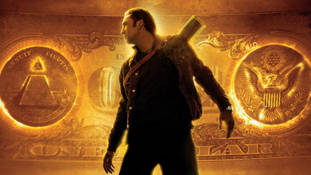 Nicolas Cage National Treasure