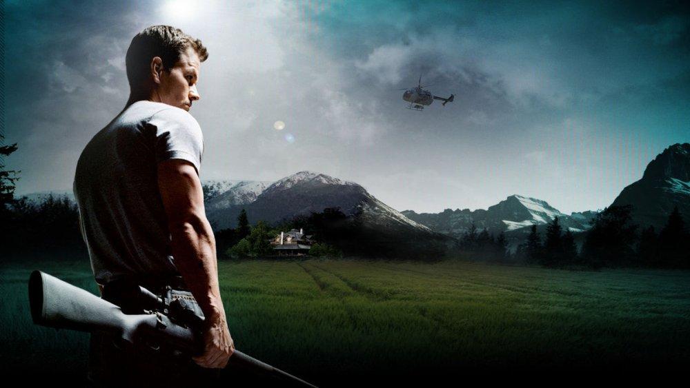 Shooter Wahlberg movie