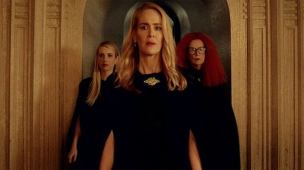 Easter eggs that connect American Horror Story