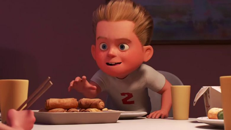 Dash in Incredibles 2
