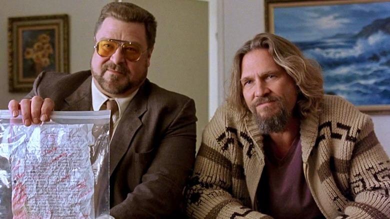 John Goodman and Jeff Bridges in The Big Lebowski